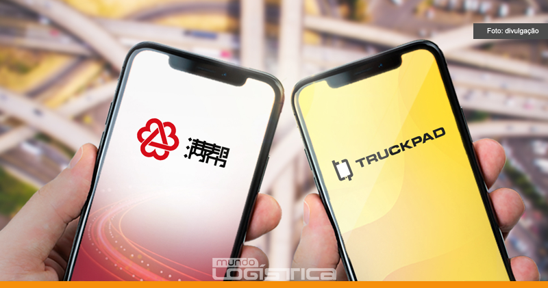 Chinesa Full Truck Alliance investe no TruckPad